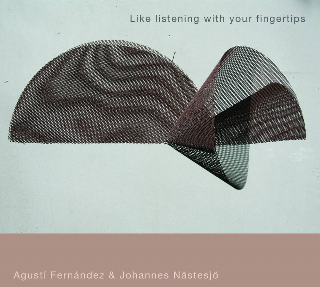 Omslag Like listening...